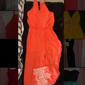Coral jumper xs never worn